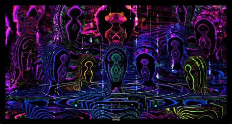 Was this magic music visuals alternatives list helpful? Mesmerizing Psychedelic Visuals   mushroom magazine