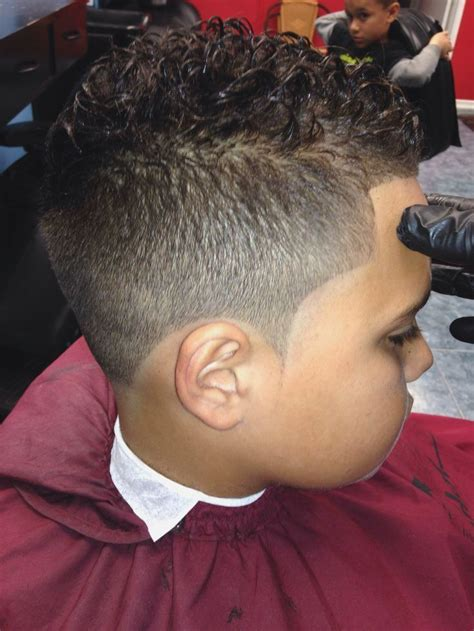 Mixed Hairstyles Boys by Mixed Boy Hairstyles Haircuts For And Boys In