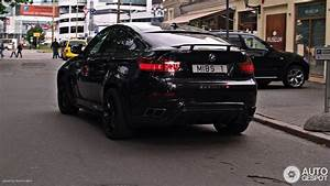 Bmw X6 Noir : bmw mansory x6 m 25 juin 2012 autogespot ~ Gottalentnigeria.com Avis de Voitures