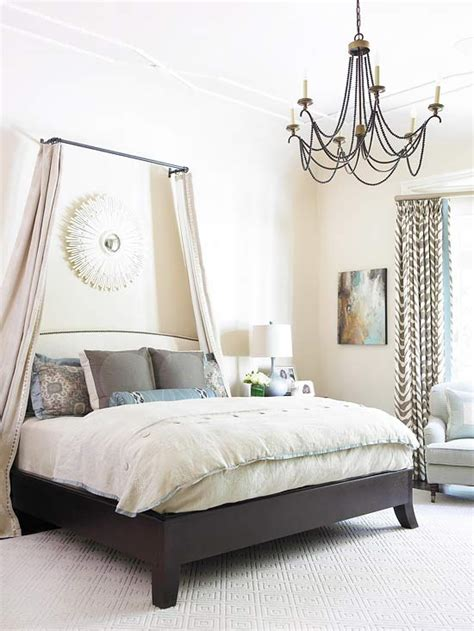 chandeliers  bedrooms  homes gardens