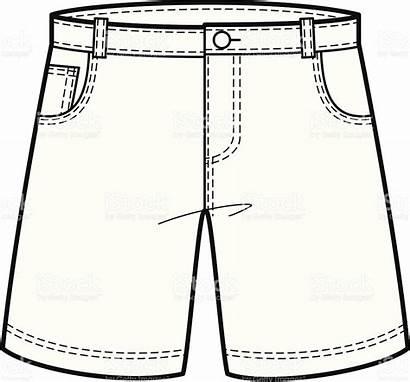 Shorts Clipart Short Denim Boy Illustration Vector