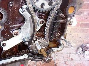 Ford Explorer Sohc Timing Chain Replace