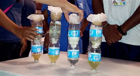 water filtration challenge activity nasajpl