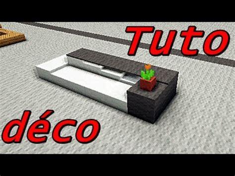 Minecraft Tuto  Déco Intérieur  Les Sièges Youtube