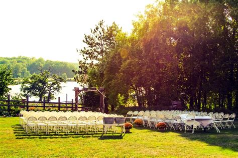 wedding venues 171 rice lake wisconsin