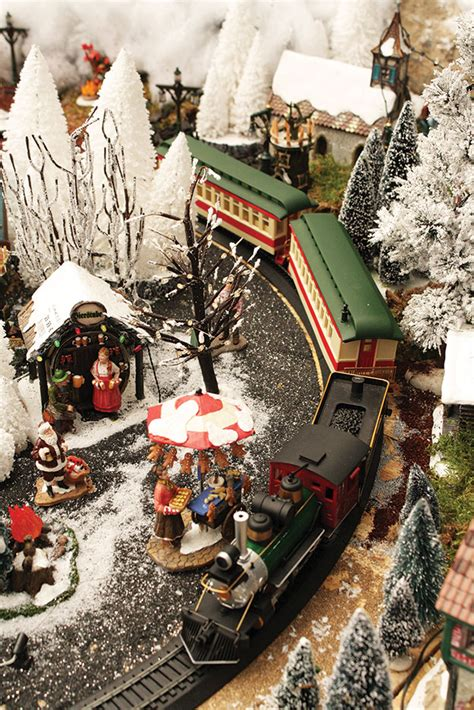 creation dun village miniature inspirations desjardins