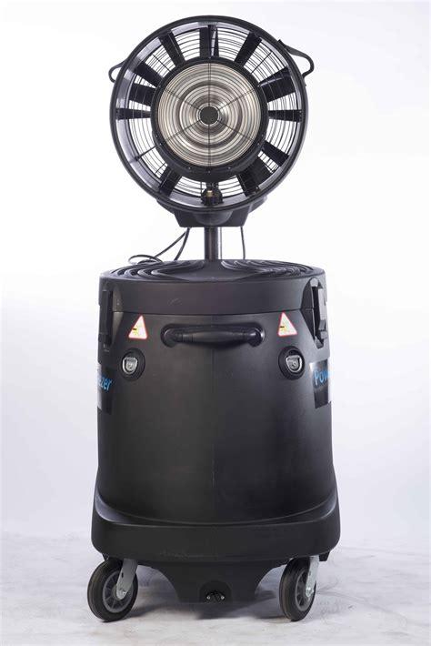power breezer misting fan portable ac florida