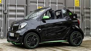 Smart Fortwo Cabriolet : 2016 smart fortwo electric drive cabrio drive and design ~ Jslefanu.com Haus und Dekorationen