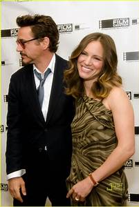 Robert Downey, Jr. & Wife Expecting a Baby: Photo 2575150 ...