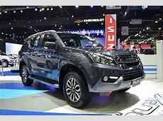 ชมตัวจริง New ISUZU MUX Ddi Blue Power ยานยนต์แห่งผู้นำ
