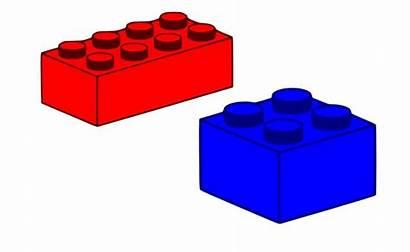 Lego Svg Clipart Bricks Brick Silhouette Building