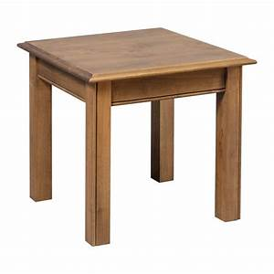 Chippendale Occasional End Table - Amish Crafted Furniture