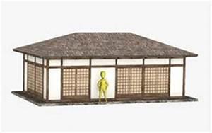Maison Japonaise Dessin : maison japonaise photos stock inscription gratuite ~ Melissatoandfro.com Idées de Décoration