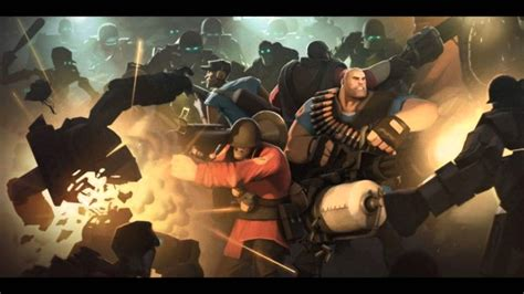 Team Fortress 2 Wallpaper Tf2 Mvm Soundtrack The Calm Extended Youtube