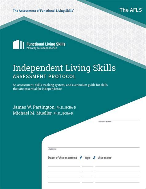 Independent Living   Functional Living Skills