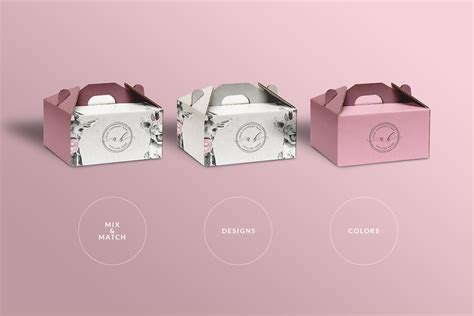 Presentation holds an importance that can never be replaced by any other thing, if you go for shopping, enters into a shop where plethora of articles are displayed in a neat and reasonable way. Cake Box Packaging Mockup - Design Cuts