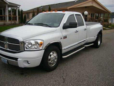 Buy Used 2007 Dodge 3500 Dually Laramie One Owner In