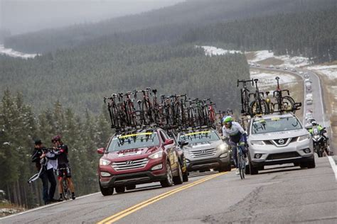 Masking and distancing will not be required in this stage. Tour of Alberta 2015: Stage 3 Results   Cyclingnews