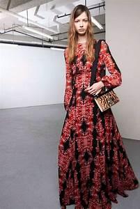Style Bohème Chic Femme : vetement femme avec robe longue hippie boheme tendance printemps t 2017 femme ~ Preciouscoupons.com Idées de Décoration