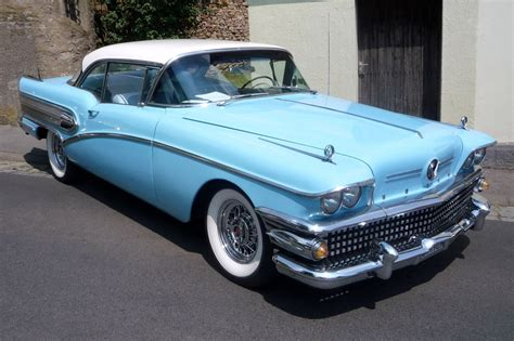 1958 Buick Special - Information and photos - MOMENTcar