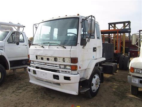 isuzu ftr code attenautor truck sn