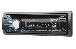 Sony Car Stereo with Bluetooth