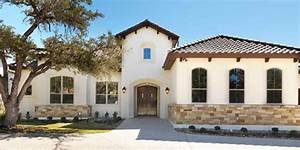 Texas tuscan style homes - Home style