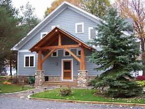 Timber Frame Timber Frame Porches New Energy Works