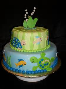 frog themed baby shower sea turtle baby shower cake i made everything is made out