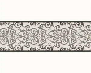 Tapeten Bordüre Weiß : versace home tapeten borte bord re 93547 2 935472 barock ~ Orissabook.com Haus und Dekorationen