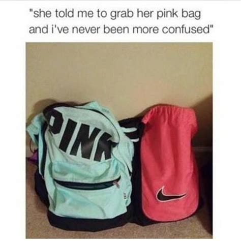 Meme Bag - rare victoria secret pink cus mint mermaid teal carry on book bag backpack ebay