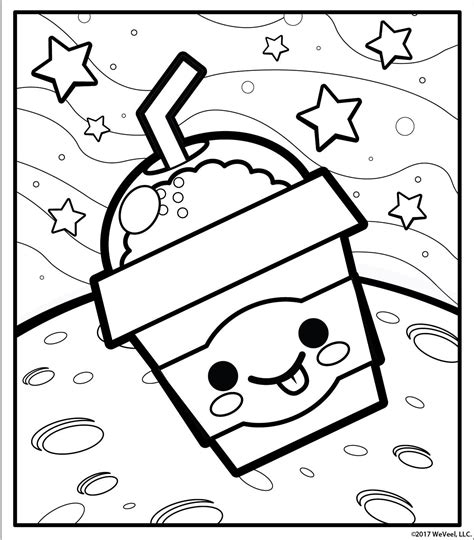 Coloring Pages for Girls Scentos Unicorn coloring