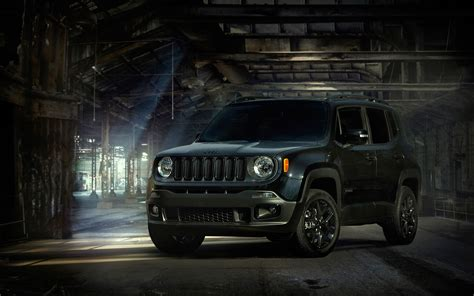 jeep batman 2016 jeep renegade dawn of justice special edition