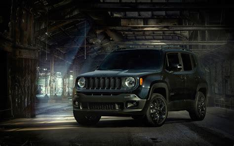 jeep renegade dawn  justice special edition