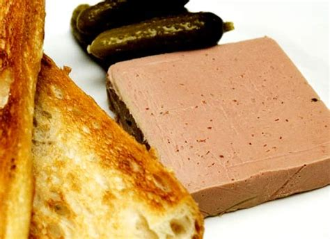 goose liver pate spread of pate delicacies around the world