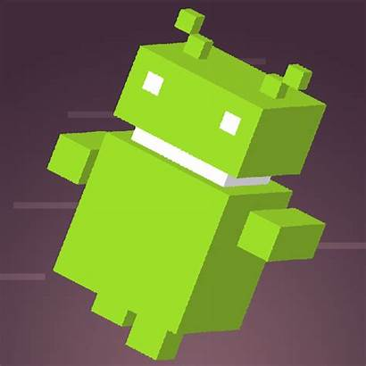 Crossy Road Android Marshmallow Arcade Kogan Robot