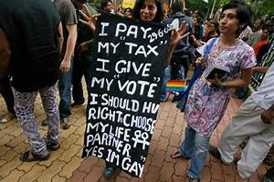 LGBT community expresses shock as SC rules gay sex illegal