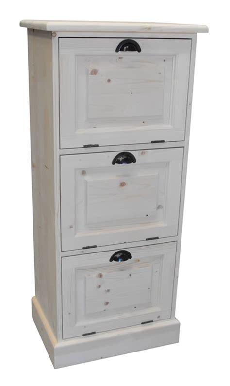 petit meuble bureau rangement de bureau en pin massif burrington