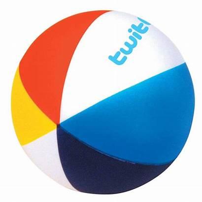 Beach Ball Vector Balls Clipart Stress Library