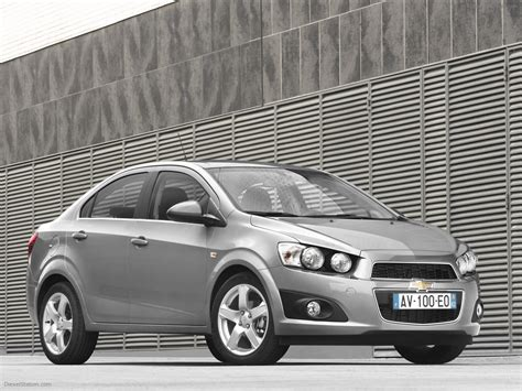 2018 Chevrolet Aveo Sedan Pictures Information And
