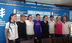 Press conference highlights from the World Triathlon ...