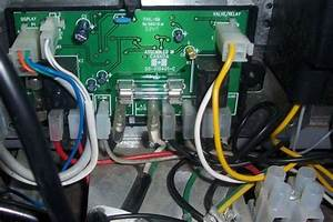 Dometic Rm26  28 Wiring Schematic