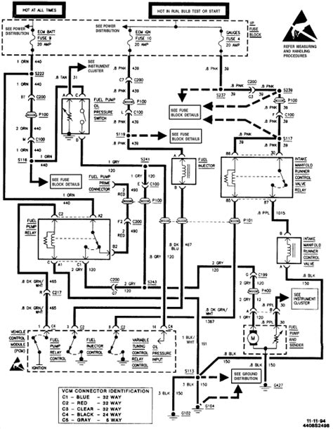 Gmc Sierra Starter Wiring Diagram Auto Electrical