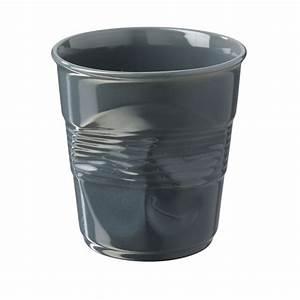 Pot A Ustensile : revol pot ustensile froiss revol 1l gris cendr 14 2 h 15 cm 643574 643574 ~ Teatrodelosmanantiales.com Idées de Décoration