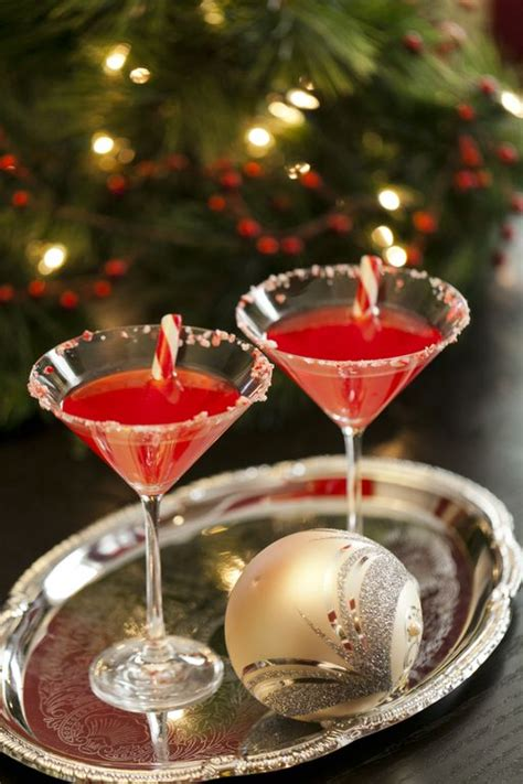 Dazzling Holiday Cocktails