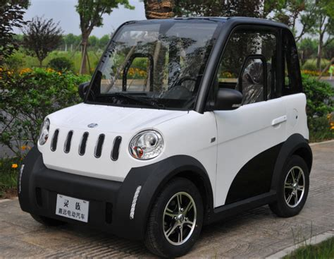 Small Electric Cars by Tiny Electric Car Ish Transportation Page 2