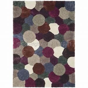 tapis arte espina quotdancequot violet With tapis arte espina