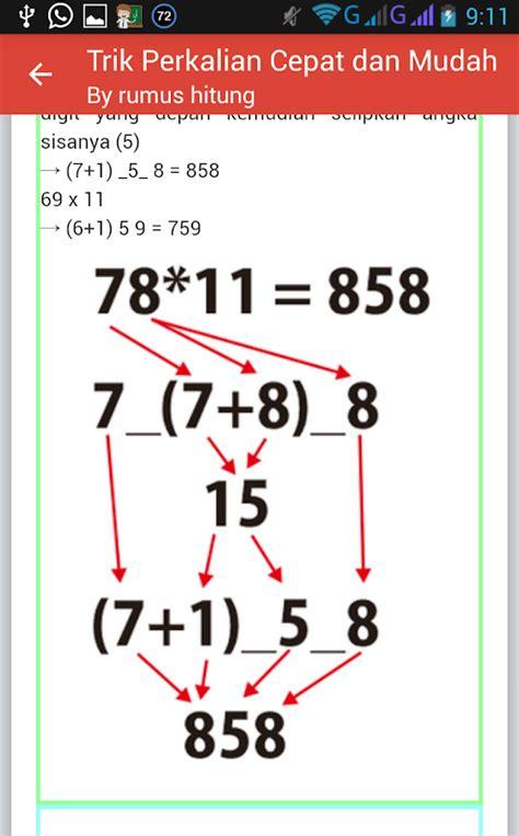 rumus matematika android apps on play