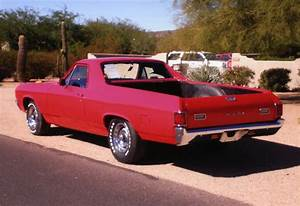 1970 CHEVROLET EL CAMINO 2 DOOR - 81286