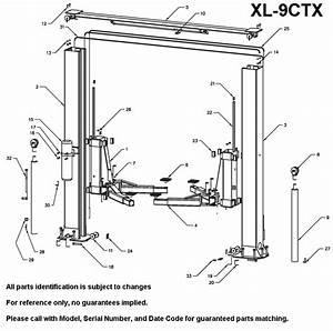 Parts Diagram For Bend Pak Xl